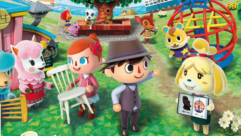 Illustration for article titled Early Versions Of Animal Crossing Included 'Dog Policeman'