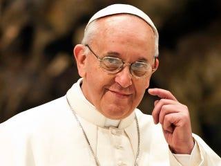Illustration for article titled Ferenc pápa bűnbánatra szólította fel az olasz maffiát