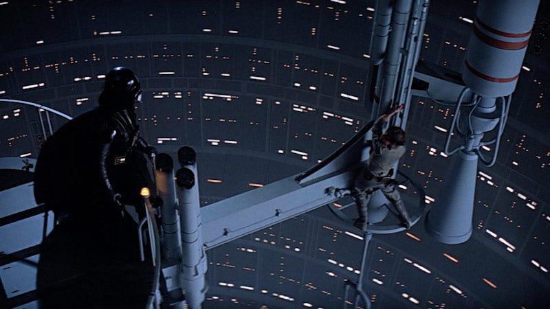 Ahora no solo sabemos quién es el padre de Luke Skywalker, sino también de Anakin.