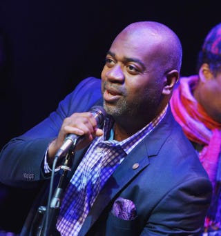 Mayor Ras Baraka in 2014Stephen Lovekin/Getty Images for Brooklyn Academy of Music