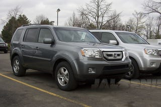 Illustration for article titled 2009 Honda Pilot