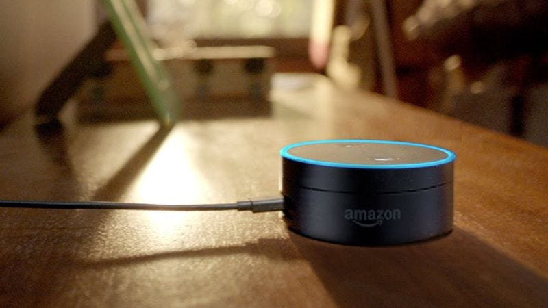Photo: Amazon Echo