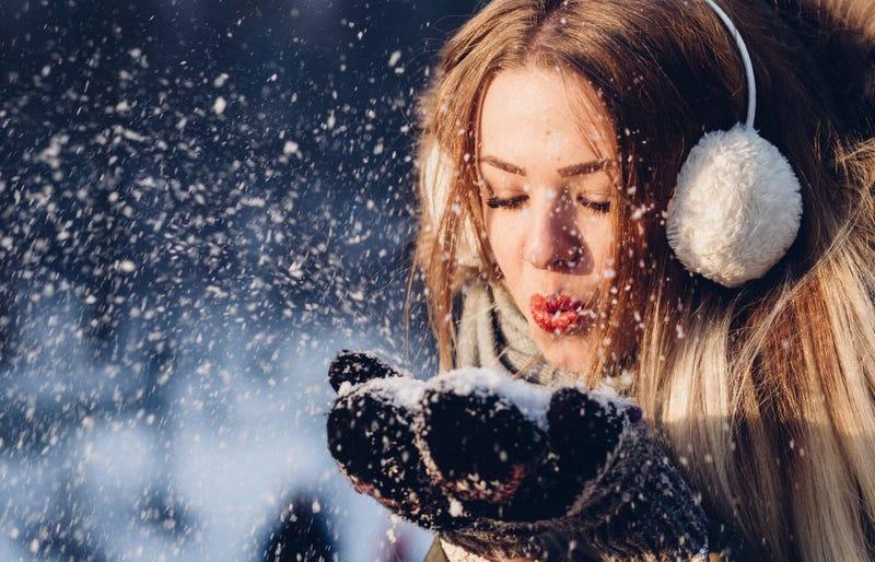 Por qué no es en absoluto buena idea comer nieve (y mucho menos cocinar con ella)