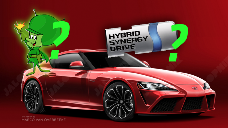 This New Toyota Supra Report Can't Be True, Right?