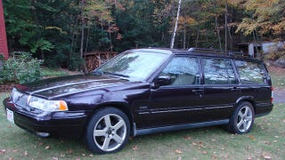 Illustration for article titled Volvo V90 with LS1 power is one sleepy wagon