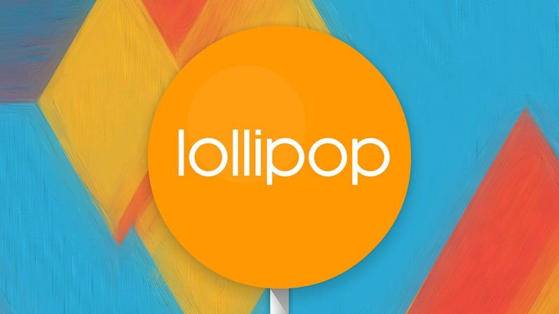Illustration for article titled 10 cosas que puedes hacer en Android 5.1 Lollipop que antes no podías