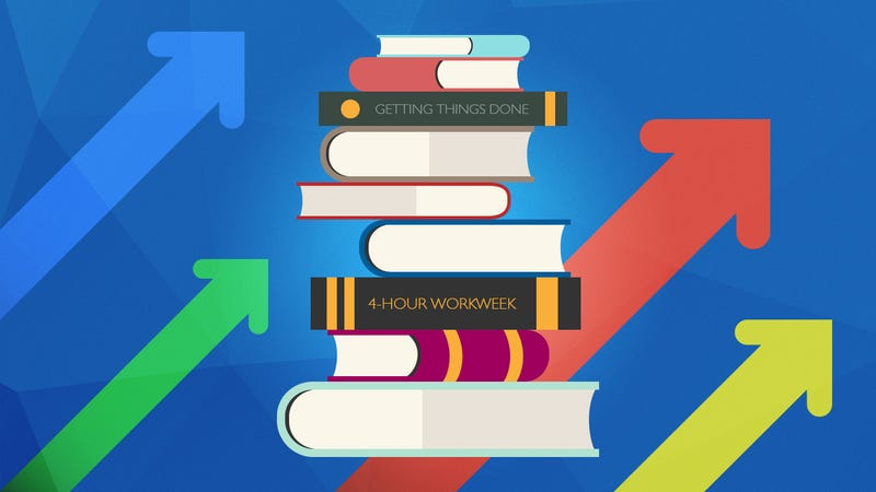 The Best Productivity Books