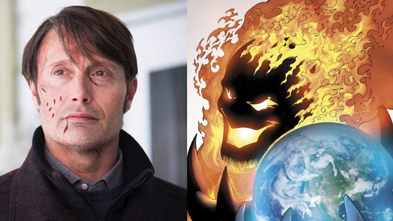 Illustration for article titled Mads Mikkelsen might play a villain in Doctor Strange