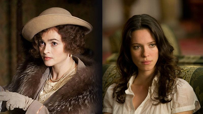 Illustration for article titled Helena Bonham Carter and Rebecca Hall join Steve McQueen's HBO series