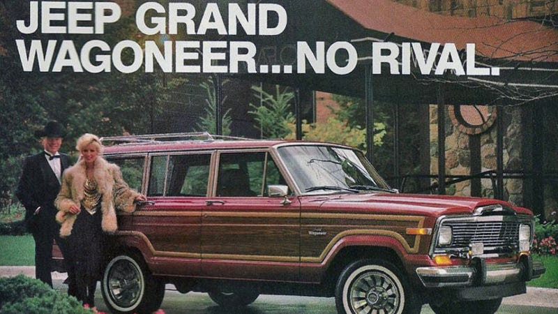 New Jeep Wrangler And Grand Cherokee In 2017 Wagoneer For 2018