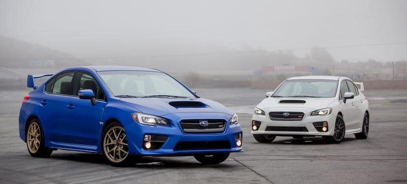 Difference Between Wrx And Sti >> Should You Buy A 2015 Subaru Wrx Or A Wrx Sti