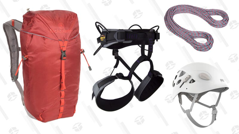 Up to 40% Off Climb Gear| Backcountry