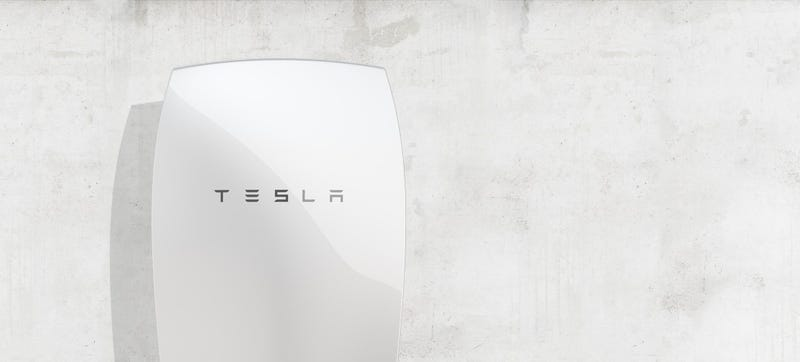 Illustration for article titled There Will Be a Second Tesla Powerwall in 2016