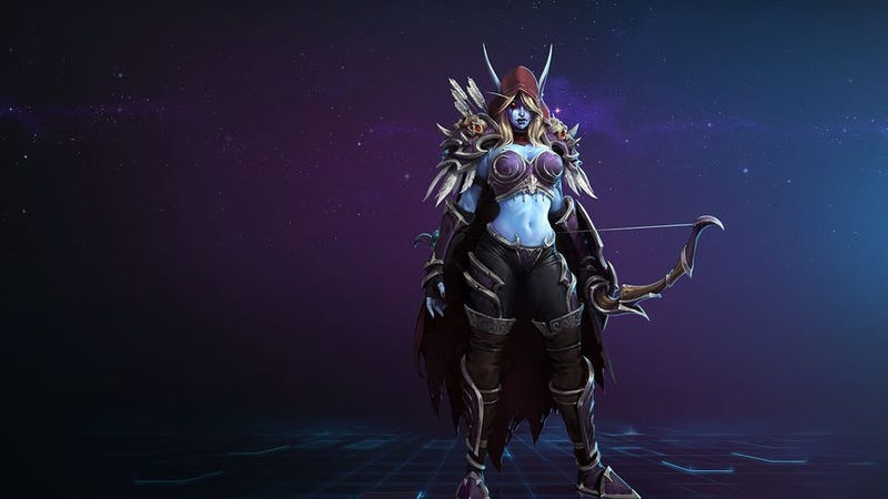 Illustration for article titled Heroes Of The Storm Is Getting Another Map And A Crazy New Character