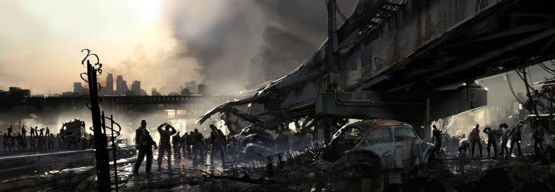 Illustration for article titled Left 4 Dead 2's Concept Art