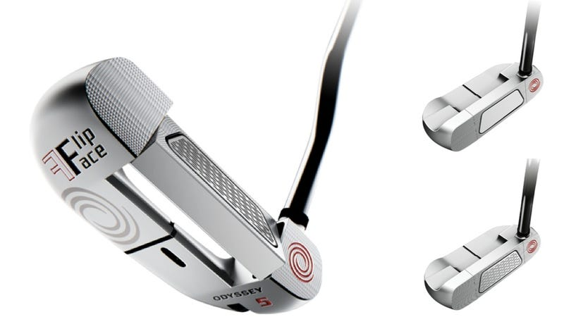 Illustration for article titled Two Golf Putters in One Club Means You'll Be Half As Bad at Golf