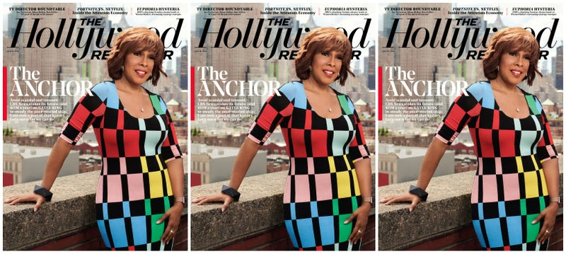 Illustration for article titled Still Wishing Oprah Would Run for President? Sounds Like Gayle King Does, Too!