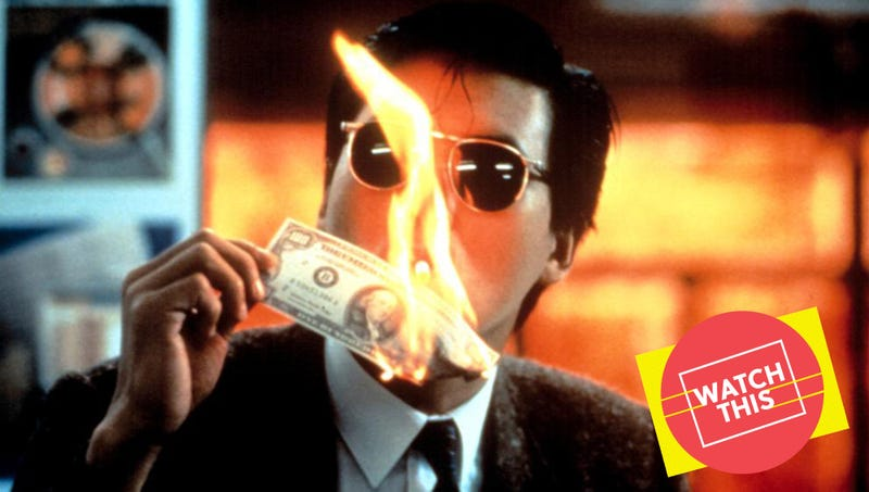 Illustration for article titled Chow Yun-fat rose to stardom as a scene-stealing rogue in an early John Woo classic