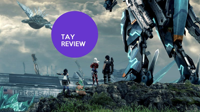 Illustration for article titled Xenoblade Chronicles X: The TAY Review
