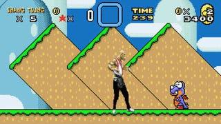 When Super Mario World Meets Mortal Kombat