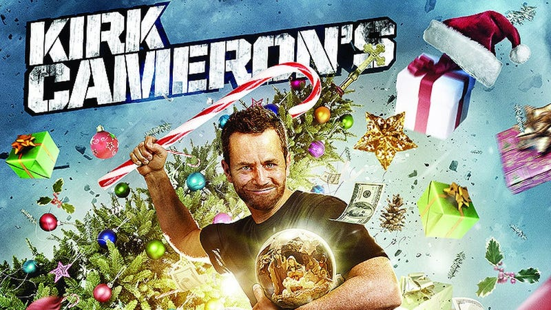 Illustration for article titled Kirk Cameron's Saving Christmas Is the Worst Movie Ever (Says IMDB)