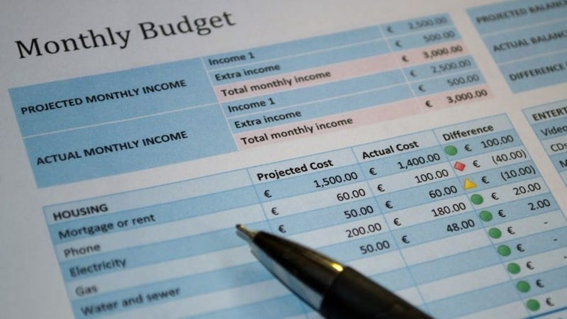 Split Up Household Budgeting to Spend Wisely and Save Money