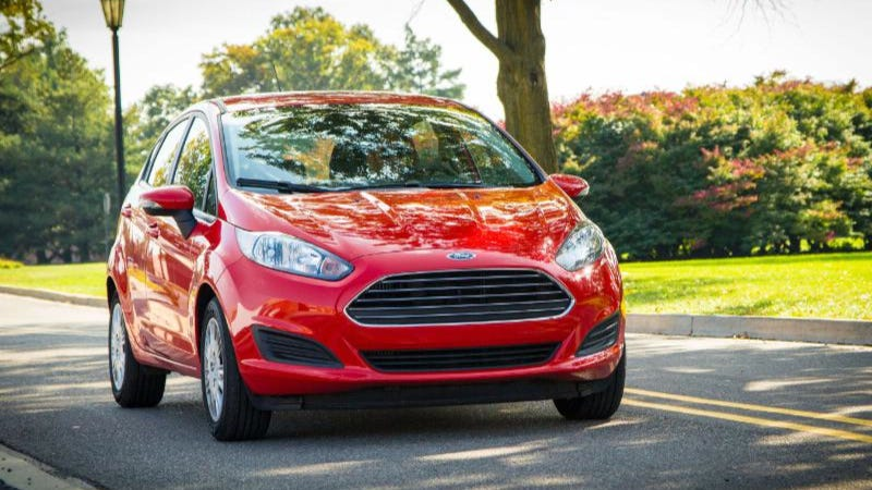 Illustration for article titled 2014 Ford Fiesta With New 1.0-Liter EcoBoost Engine Sets New Benchmark For Fuel Efficiency, Power