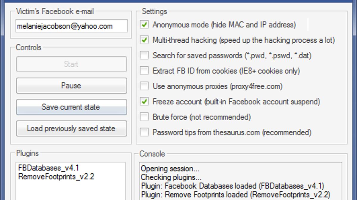Download Facebook Hack Pro Crack