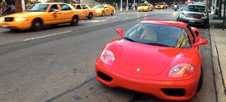Illustration for article titled Here's Why You Should Never Drive a Ferrari in Manhattan