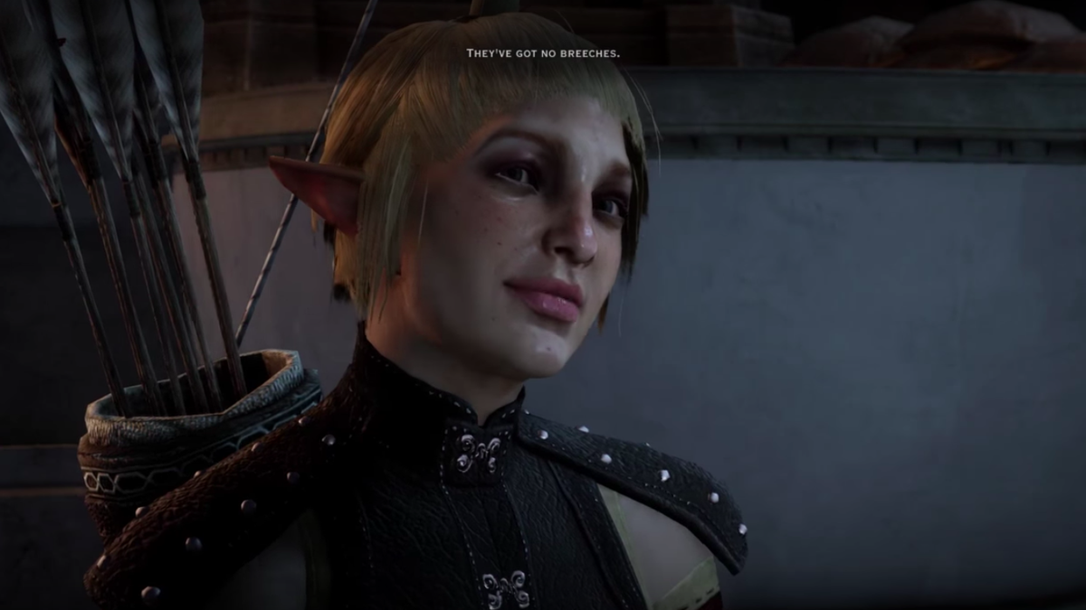 The Most Irritating Character In Dragon Age: Inquisition