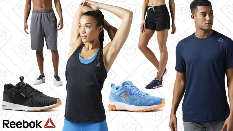 Reebok Outlet: 25% off everything with code OUTLET25 | Reebok: 25% off everything with code MOMS