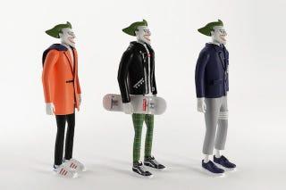 Illustration for article titled Doll Fans, Meet Hipster Joker