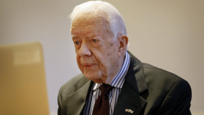 Illustration for article titled Former President Jimmy Carter Wrote a Bad Editorial About Sex Work and the 'Nordic Model'