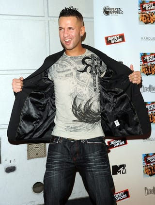 Illustration for article titled Jersey Shore Cast Sick Of 'The Situation'