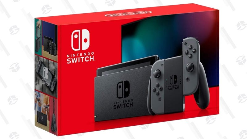 Nintendo Switch With Improved Battery Life | $300 | Amazon