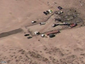 Illustration for article titled Explosion at Virgin Galactic Motor Test Kills Three [UPDATED]