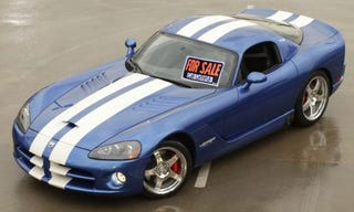 Illustration for article titled Chrysler May Sell Viper — The Brand