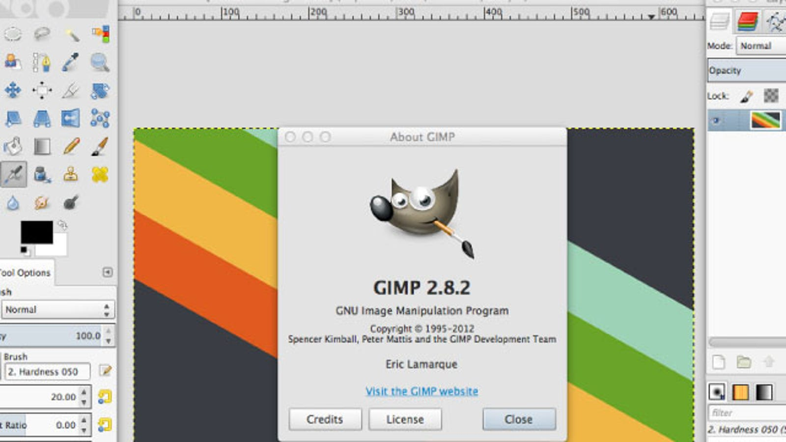 GIMP Is Now Available as a Native App for Mac OS X
