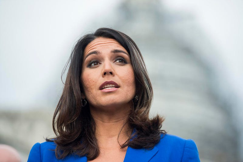 Illustration for article titled Rep. Tulsi Gabbard Tweeted the Truth and Shamed the Devil
