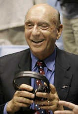 Illustration for article titled Dick Vitale Declares For The NBA