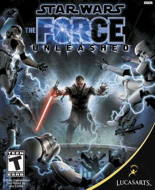 Illustration for article titled The Force Unleashed Review: As If Millions of Star Wars Fans Suddenly Cried Out