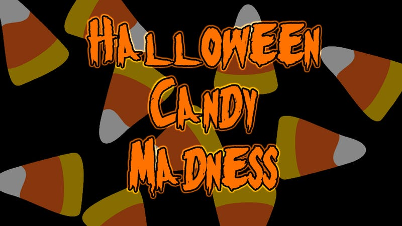Illustration for article titled (Updated) Halloween Candy Madness Round 2: Twice the Cavities
