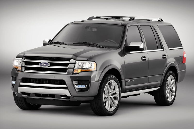 This All New Truck Is Expected To Borrow Styling Cues From Both The Cur Expedition And Suburban