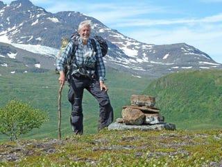 Illustration for article titled A norvég aki finn hegyről jönne le