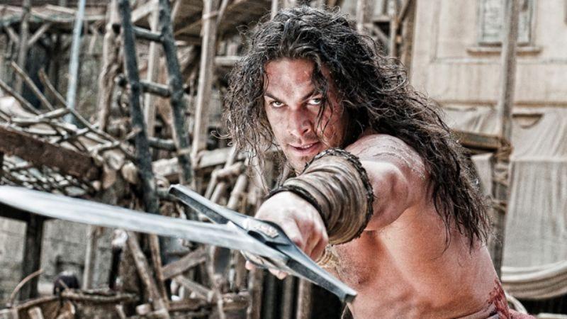Conan The Barbarian (2011)