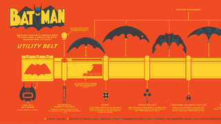 Illustration for article titled An Artist's guide to what's inside Batman's Utility Belt