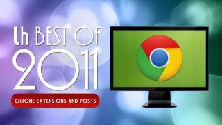 Illustration for article titled Most Popular Chrome Extensions and Posts of 2011