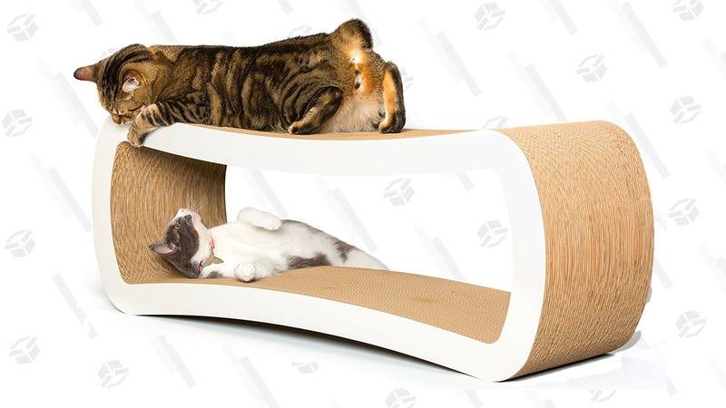 PetFusion Jumbo Cat Scratcher Lounge | $66 | Amazon