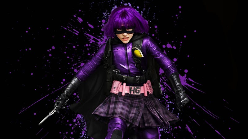 Illustration for article titled Matthew Vaughn Hopes to Revitalize Kick-Ass With a Hit Girl Prequel