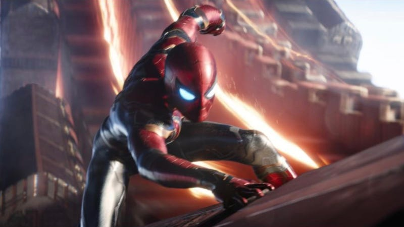 Spider-Man is going overseas in his solo sequel.